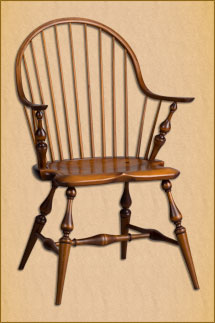 Continuous Arm Windsor Chairs